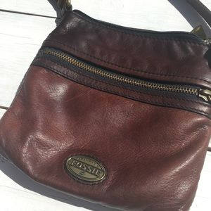 Fossil Genuine Leather Purse